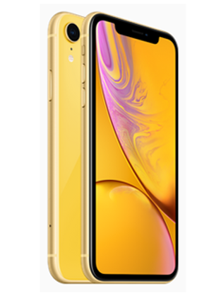 Picture of Apple iPhone XR 64GB Yellow (MRY72B)