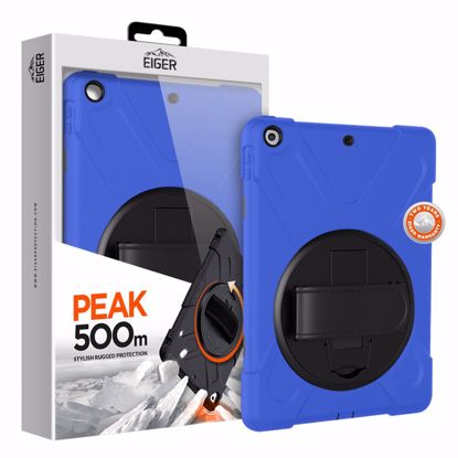 Picture of Eiger Eiger Peak 500m Case for Apple iPad 10.2 (2019) in Blue
